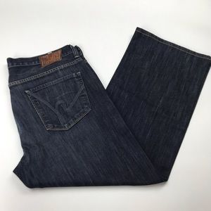 Citizens of Humanity Men's Evans Relaxed Fit Jeans